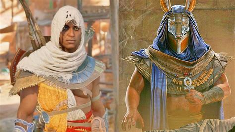 Assassin's Creed Origins Outfits Walkthrough - How To Get