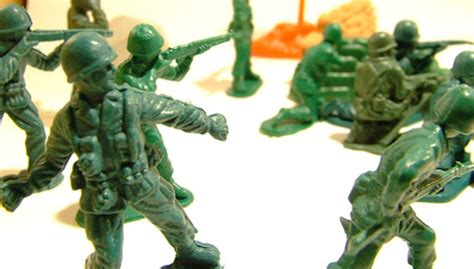 Toy Soldiers Game Rules | How To Adult