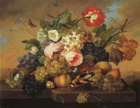 Franz Xaver Petter Paintings Reproductions 1