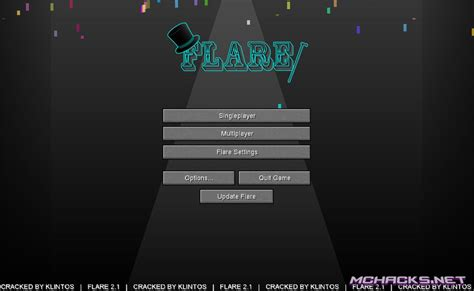 Flare Hacked Client | Download for Minecraft 1