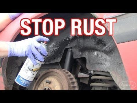 Rust Solutions Before you do any restoration work on your