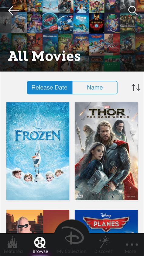 Disney Movies Anywhere App Now Lets You Pause and Resume