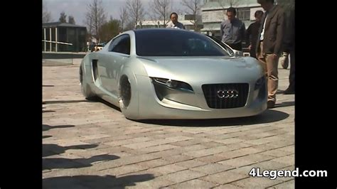 Audi RSQ - Live from Ingolstadt in 2004 - 4Legend