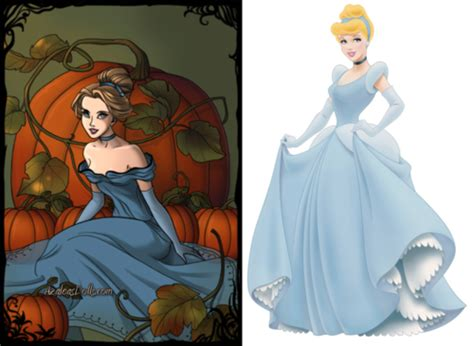 Disney Characters Dressed Up on We Heart It