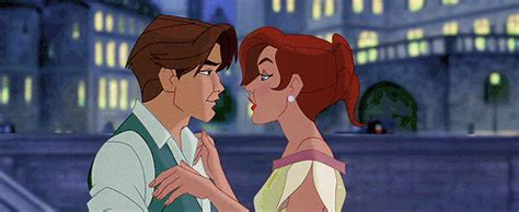 Animated gif about love in Disney by Sylvana Anjali Thison