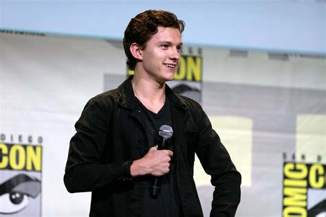 Tom Holland Wants To Make Movies   TV Movie Fix