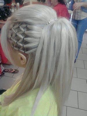 """""""Highlight"""" Ponytail Hairstyle - AllDayChic"""