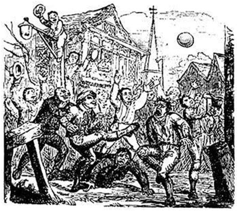 The Philly Soccer Page – In the beginning: Shrovetide football