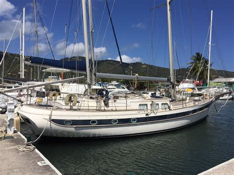 1981 Ta Chiao CT-54 Sail New and Used Boats for Sale