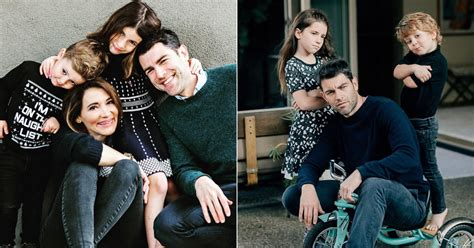 How Many Kids Does Max Greenfield Have?   POPSUGAR Family