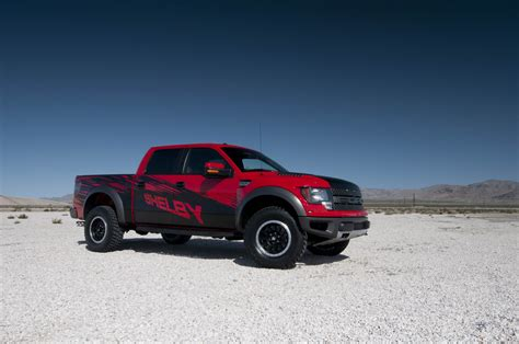 Ford Raptor Gets the Shelby Touch At New York - F150online