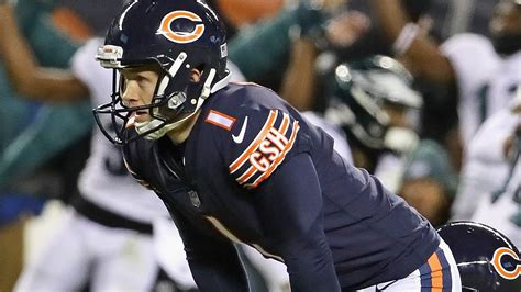 NFL free agency news: Bears sign a kicker to compete with