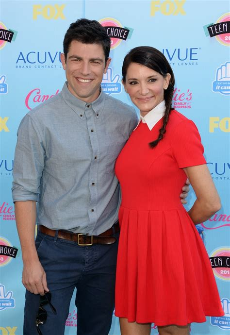 'New Girl' Star Max Greenfield Expecting Second Child With