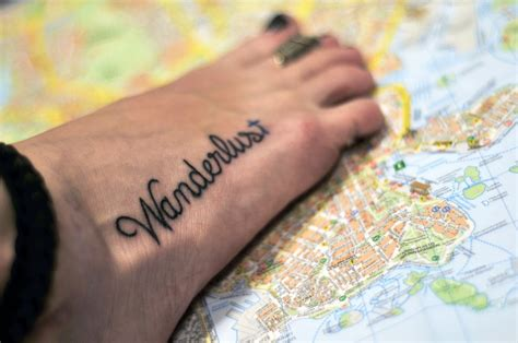 Word Tattoos Designs, Ideas and Meaning   Tattoos For You