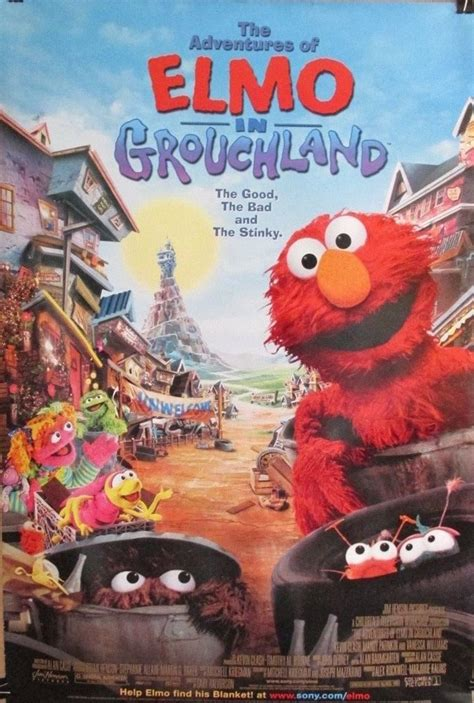 The Adventures of Elmo in Grouchland   Better Movies Wiki