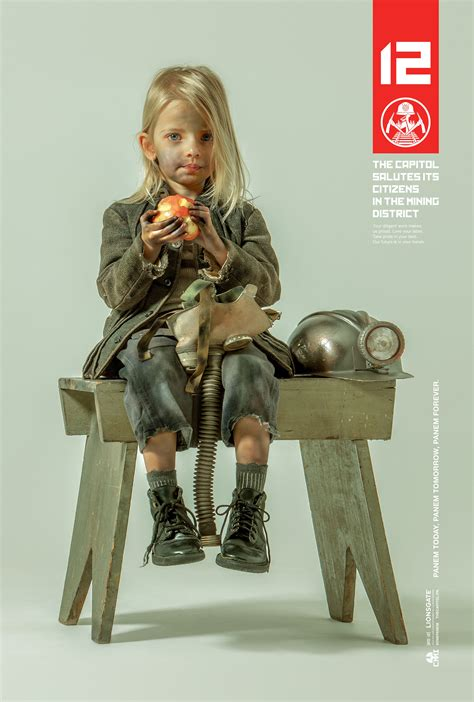 The Hunger Games Released These Haunting Movie Posters