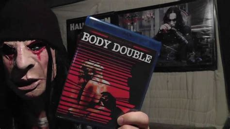 BODY DOUBLE -Blu ray (Review) by KILLER REVIEWS - YouTube