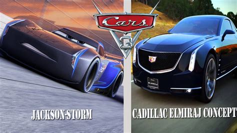 Cars 3 Characters In Real Life - YouTube
