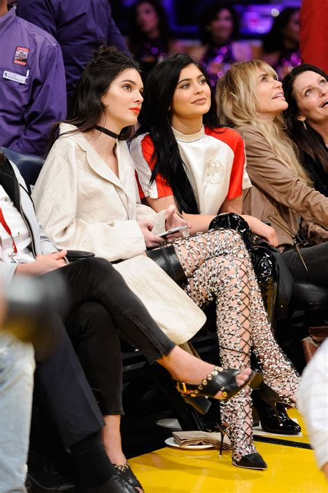 Kendall and Kylie Jenner Just Wore Amazing Over-the-Knee
