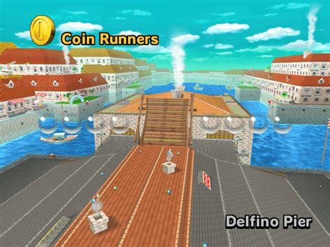 Mario Kart Wii game, course and track information