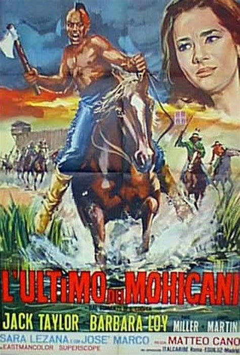 The Last of the Mohicans (1965) - FilmAffinity