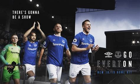 With A Little Help From Their Fans: Everton Unveil Dashing