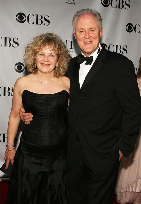 John Lithgow, Mary Yeager - John Lithgow and Mary Yeager