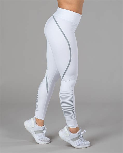 Better Bodies Madison Tights White - Tights
