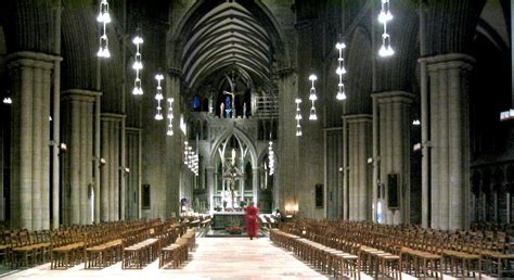"""""""Impossible"""" Music Piece in the Nidaros Cathedral"""