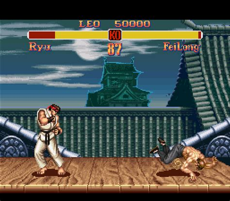 Super Street Fighter 2 - The New Challengers Download Game