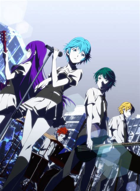 """Crunchyroll - Get Hit By 100 Seconds Of """"Fuuka"""" In New"""