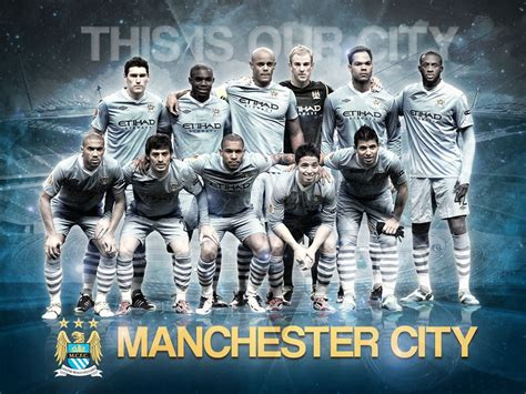 All Wallpapers: Manchester City Football Club Wallpapers