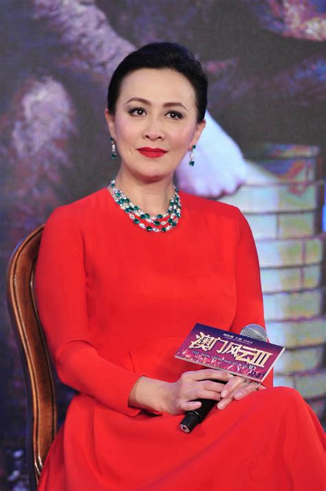 Chow Yun Fat, Carina Lau, and Jacky Cheung in Beijing to