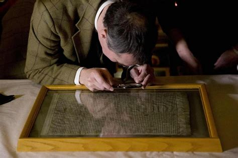 US tourist helps stop thief who tried to steal Magna Carta