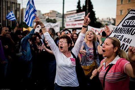 Workers in Greece can strike a blow in austerity referendum
