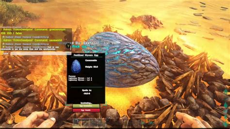 Ark Scorched Earth - Hatching a Wyvern part 2 - YouTube