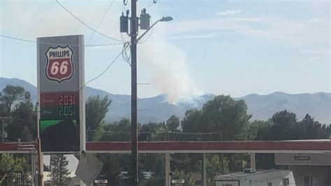 Multiple fires start in southeast Idaho - Local News 8