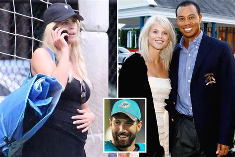 Tiger Woods' ex-wife Elin Nordegren, 39, is pregnant with