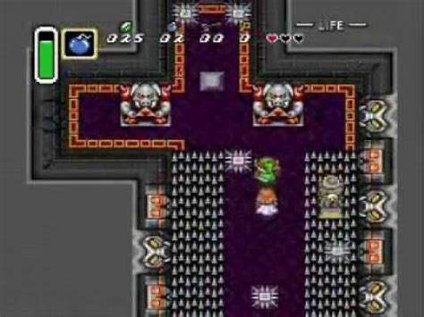 TLoZ: A Link To The Past/Master Quest Hack - YouTube