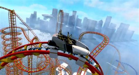 ScreamRide coming to Xbox from Roller Coaster Tycoon devs