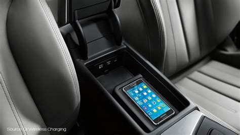 Audi wireless charging - Aircharge