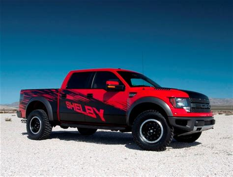 Ford Raptor gets the Shelby treatment - New York 2013
