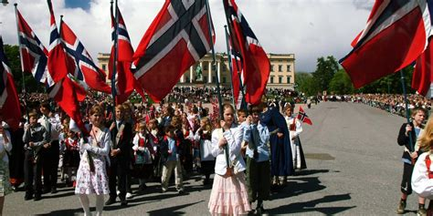 Norway's national day 17 May | The Norwegian Constitution Day