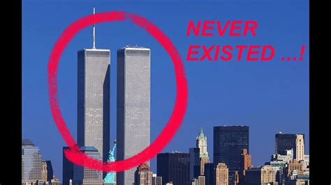 9/11 THEORY; THE TWIN TOWERS NEVER EXISTED? (PROOF!) - YouTube