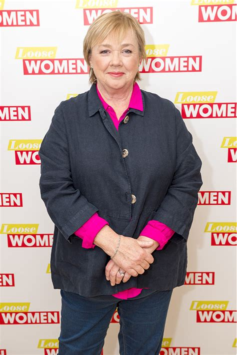 Pauline Quirke's weight loss struggle: 'I don't want to be