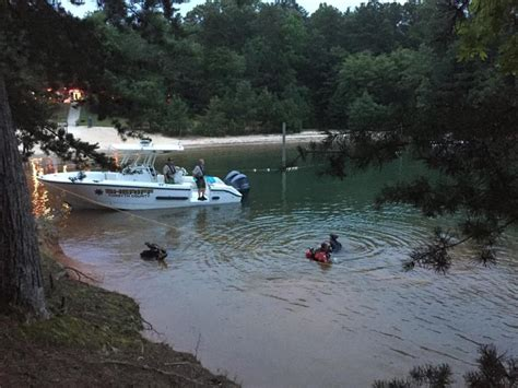 Man pulled from Lake Lanier after 45 minutes underwater