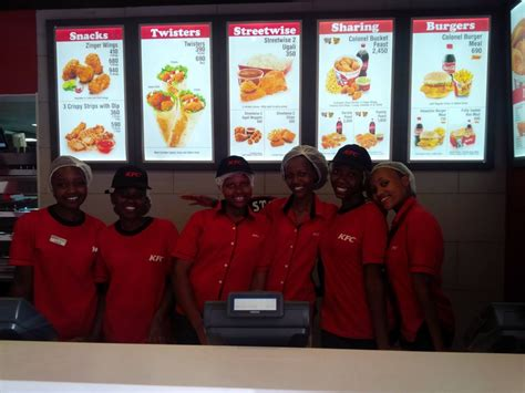 KFC Opens A New Branch In Parklands - Naibuzz