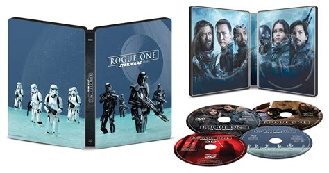 Star Wars: Rogue One's Digital And Blu-ray/DVD Release