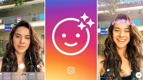 Instagram have finally launched selfie filters, RIP Snapchat