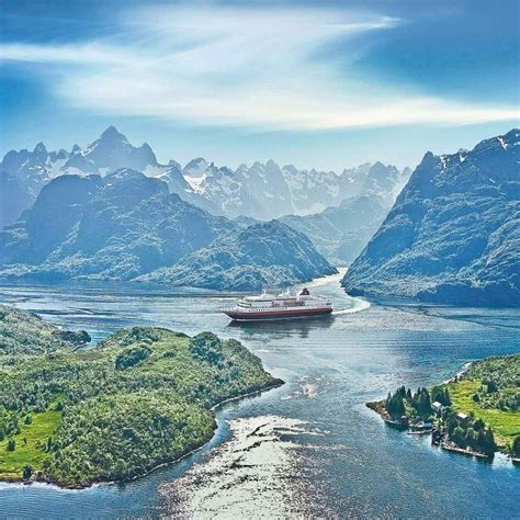 Cruise the Norwegian Fjords on the Ultimate Roundtrip from